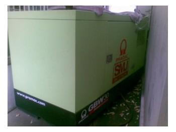 PRAMAC GSW65P (Perkins) - 60 kVA - generator set