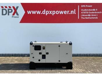 Perkins 1103A-33T - 50 kVA Generator - DPX-17653  - generator set