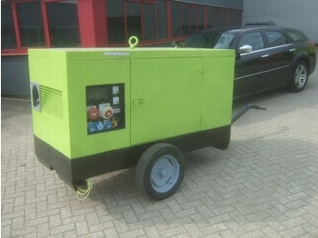 Pramac GBW30 Generator 30KVA - generator set