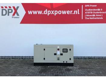 Generator set Ricardo R4110ZD - 75 kVA Generator - DPX-19707