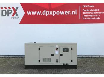 Generator set Ricardo R6105AZD - 100 kVA Generator - DPX-19708