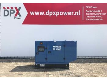 Generator set Sdmo J77 - 77 kVA Generator - DPX-17104