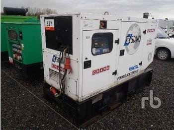 Sdmo R110C2 - generator set