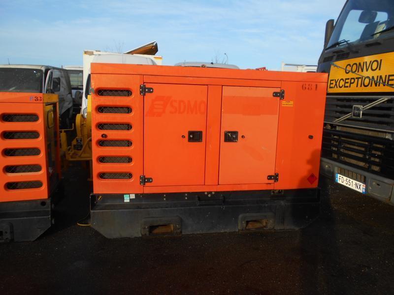 generator set Sdmo R66C3