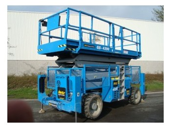 Genie GS 4390 4X4 - construction machinery