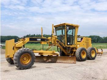 Grader CAT 140K + RIPPER + PUSHBLOCK (Excellent condition)