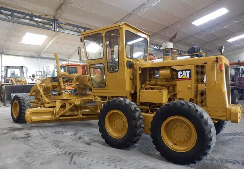 Grader Caterpillar 12 G 12 G - Truck1 ID: 2303691