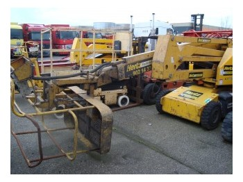 HAULOTTE HA 15 - construction machinery