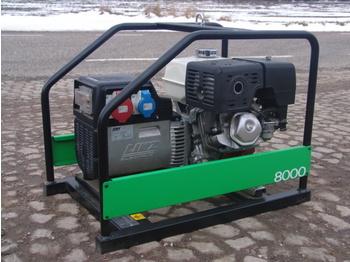 HONDA GP8000 7.5KVA NEW  - construction machinery
