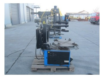 Hofmann MH 320 Tires machine - construction machinery