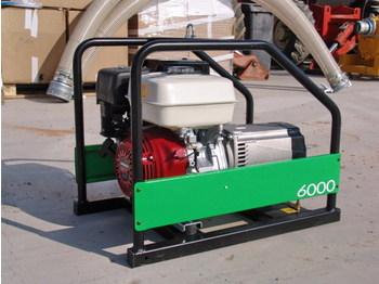 Honda GP6000 5Kva - construction machinery