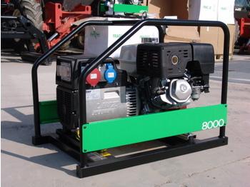 Honda GP8000 7,5Kva - construction machinery