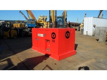 Construction machinery ICE 210 Hydropack