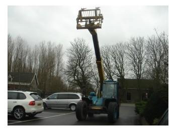JCB JCB 535-67 T3 telescopic handler - construction machinery