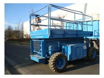 JLG 33 RTS 4x2 - construction machinery