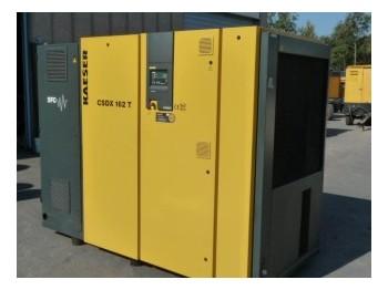 Kaeser CSDX162T - construction machinery