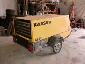 Kaeser M 45 med aggregat - construction machinery