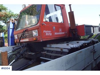 Construction machinery Kassbohrer Pisten-Bully