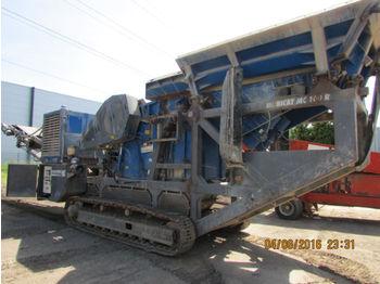 Kleemann MC 100 R mobile Backenbrecheranlage 200  - construction machinery