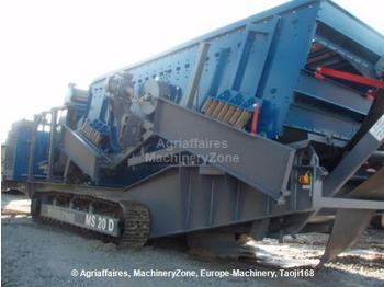 Kleemann MS20D4 - construction machinery