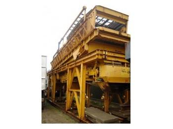 Kleemann Reiner Grondzeefinstallatie - construction machinery