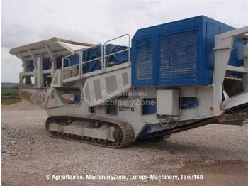 Kleemann-Reiner MR122 - construction machinery