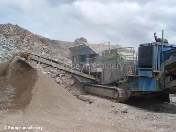 Kleemann-Reiner concasseur KLEEMAN REINER - construction machinery