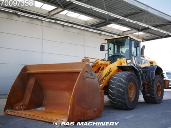 Loader Hyundai HL770 9-A XTD High tip bucket: picture 1