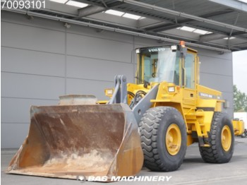 Loader Volvo L120C 4X4 Nice and clean condition - new transmission