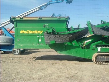 MCCLOSKEY S130 - construction machinery