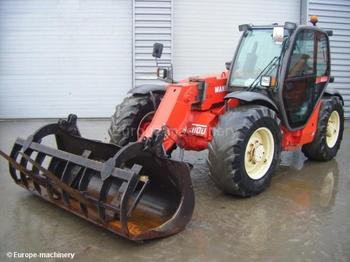 Manitou MLT 633 - construction machinery