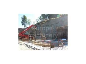 Manitou MRT 1432 M - construction machinery