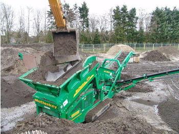 McCLOSKEY R70 SIEB / SCREENER  - construction machinery