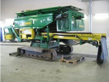 McCloskey Kompaq - construction machinery