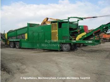 Mc Closkey 621 Trommel - construction machinery