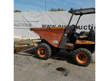 Mini dumper 2003 Ausa 200RHF Self Loading Dumper c/w Canopy (Spanish Reg. Docs. Available/Doc. Española Disponible) (Copy of Declaration of Conf. Available / Copia de CE disponible) - 157.35180