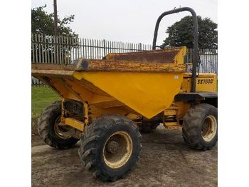 2005 Barford SX7000 - mini dumper
