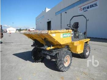 Mini dumper AUSA 350AHG 4x4 Swivel