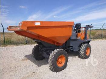 Mini dumper AUSA 400AHG 4x4 Swivel