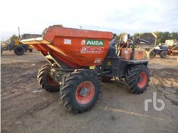 Mini dumper AUSA 6T 4x4 Swivel