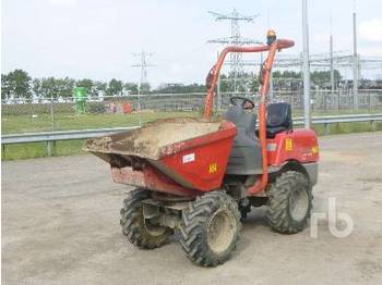 Mini dumper AUSA D120AHG 4x4 Swivel