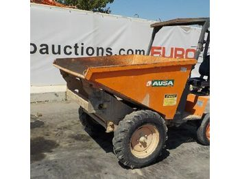 Mini dumper Ausa 150-DA PLUS