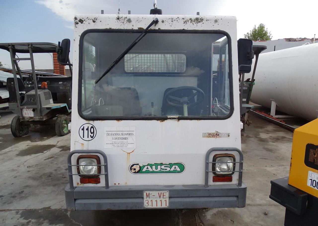 mini dumper Ausa DV 17