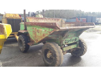 BARFORD SX 3000 - mini dumper