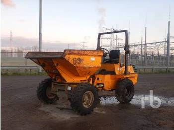 BENFORD 3000DSR 4x4 Swivel - mini dumper