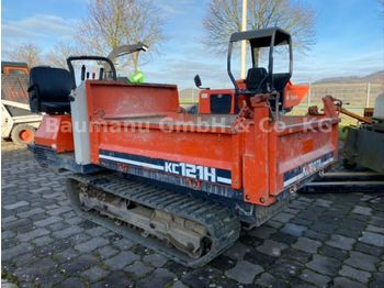 Mini dumper Kubota KC 121 H, Dumper, Bj. 02, 320 BH, 1,6 to. NL: picture 1