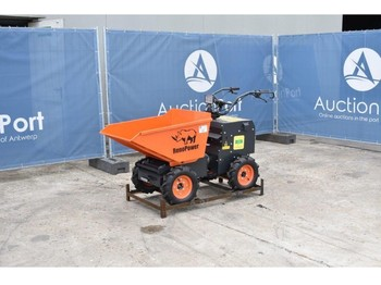 Renopower 300 electric - mini dumper