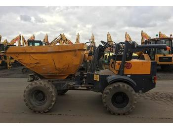 Terex 3 TON SWIVEL SKIP  - mini dumper