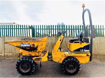 Mini dumper Thwaites 1.5 T High Tip Swivel Dumper