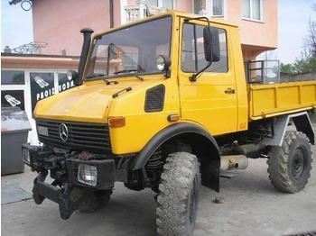 Unimog U1200 - mini dumper